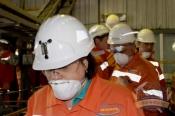 экскурсия на обогатительную фабрику 23 мая 2014 -23