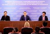 Ministry for Investment and Development of the RK – Министерство по инвестициям и развитию РК